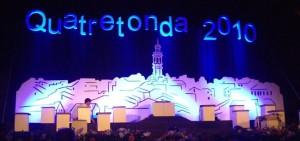 Festes Patronals Quatretonda 2010