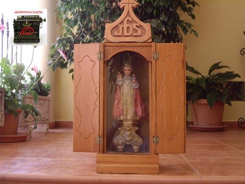 Tradicions : Les capelletes de visita domiciliària i el niño Jesús de Praga