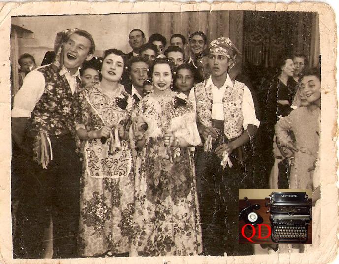 La foto : quadre berlanguià dels anys 50