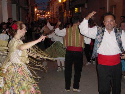 Festa al carrer Sant Joan