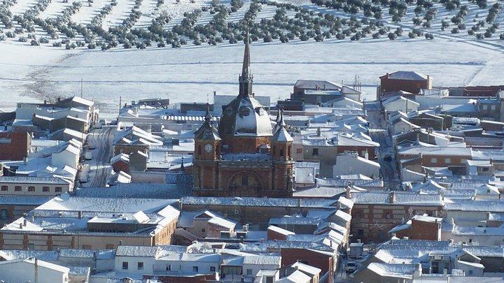 «San Carlos del Valle»