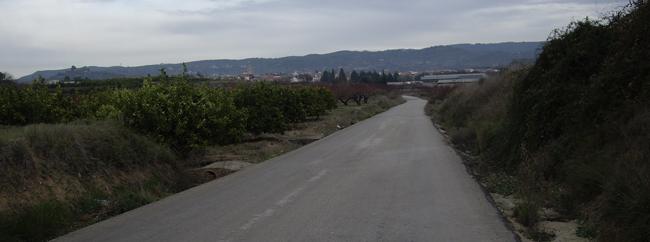El camí de Sant Martí