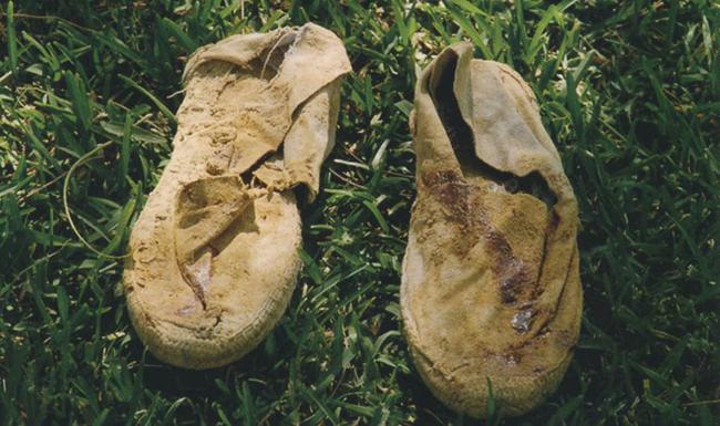 Les sabates noves