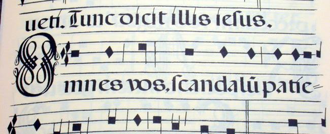 """El """"Cant dels Motets"""""""