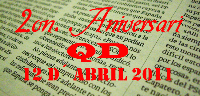 QD, dos anys en la xarxa al servei del poble