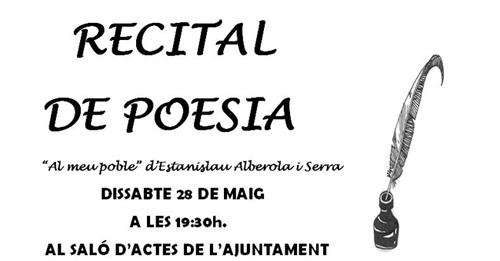 Recital de Poesia…