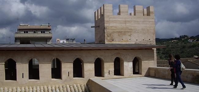 El Castell-Palau de LLutxent