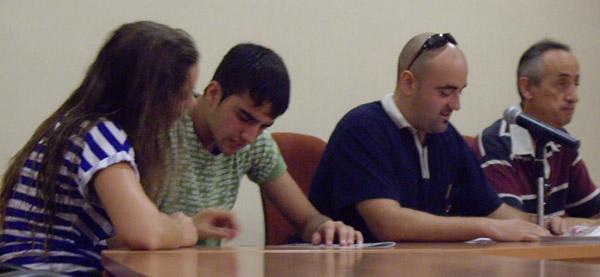 presentació de la revista «Bous solts a Quatretonda 2011»