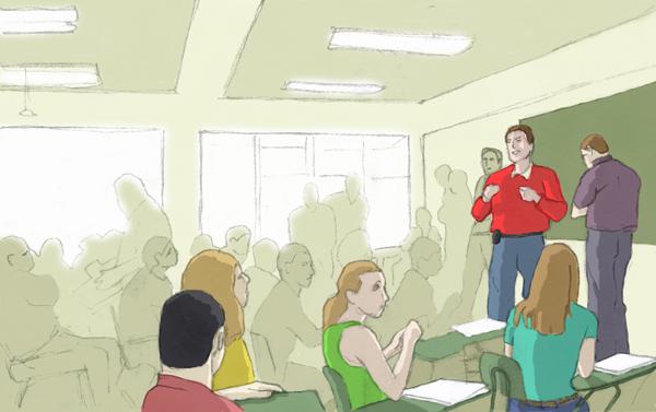 indignació acadèmica