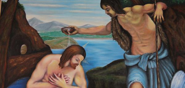 el llegat cultural de doña adela benavent ( III ) : «el bateig de crist»