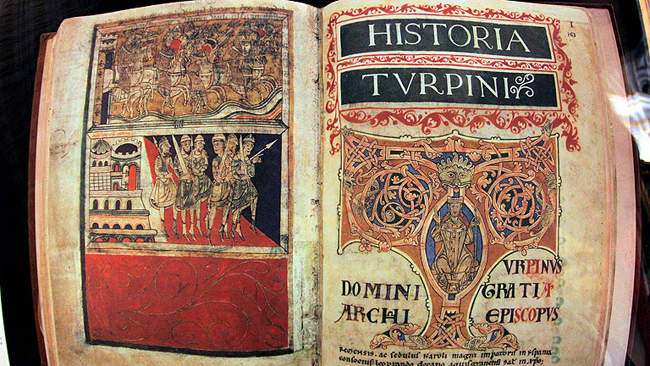 la españa de charanga i pandereta y su codex calixtinus
