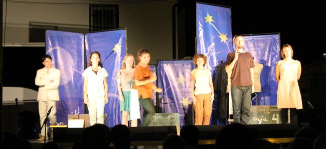 nit de teatre:»lorca,calderón y los estudiantes de babel»