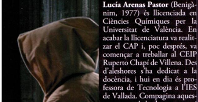 lucía arenas presenta a quatretonda la seua novel·la «els temps de sara»