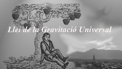 llei de la gravitació universal