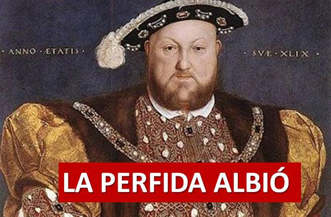 LA PÈRFIDA ALBIÓ