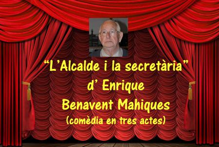 «L'ALCALDE I LA SECRETÀRIA»