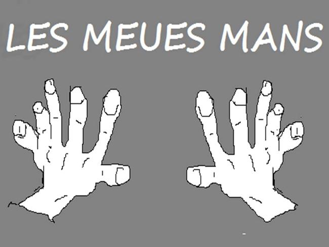 LES MEUES MANS