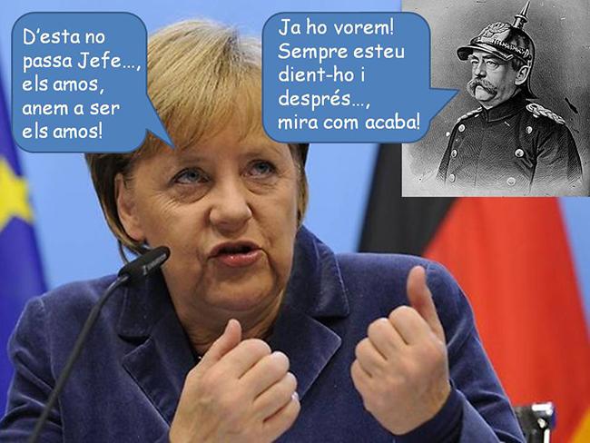 el dia que alemanya se la pegue