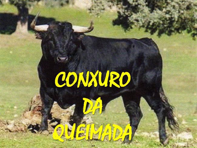 CONXURO DA QUEIMADA