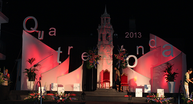 PRESENTACIÓ FESTERS 2013