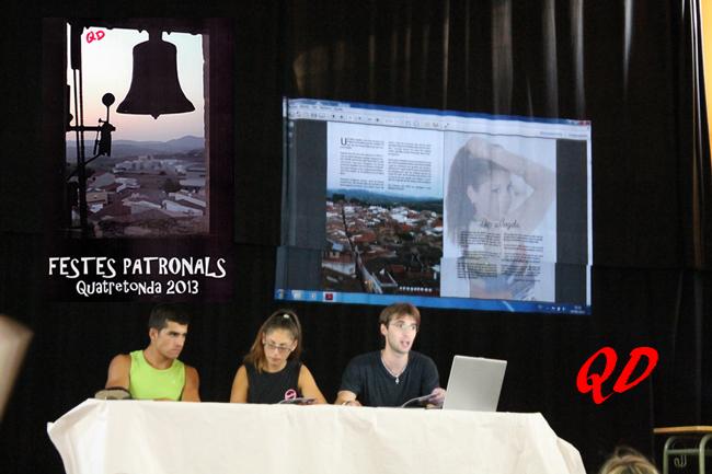 EL LLIBRE DE FESTES PATRONALS 2013