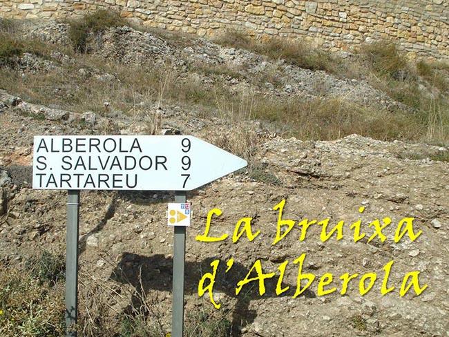 LA BRUIXA D'ALBEROLA