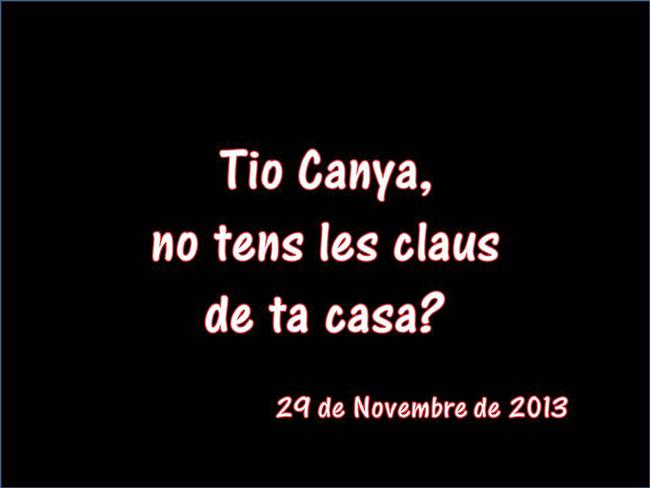 TIO CANYA