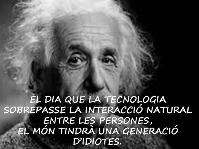 EL DIA QUE LA TECNOLOGIA SOBREPASSE…