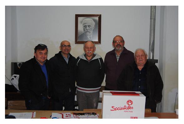 XIMO PUIG EL CANDIDAT MÉS VOTAT EN QUATRETONDA