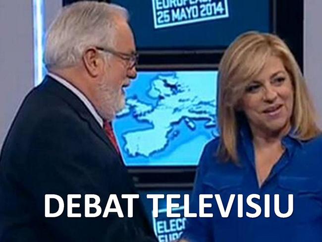 DEBAT TELEVISIU