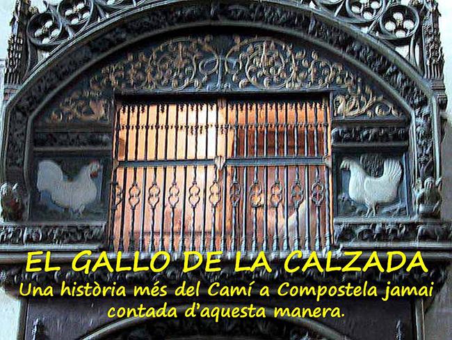 EL GALLO DE LA CALZADA