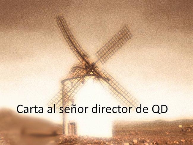 CARTA AL SENYOR DIRECTOR DE QD