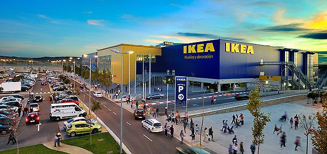 L'IKEA