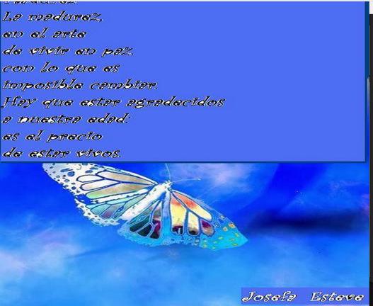 SETMANA CULTURAL 2014: Poemas de Josefa Esteve