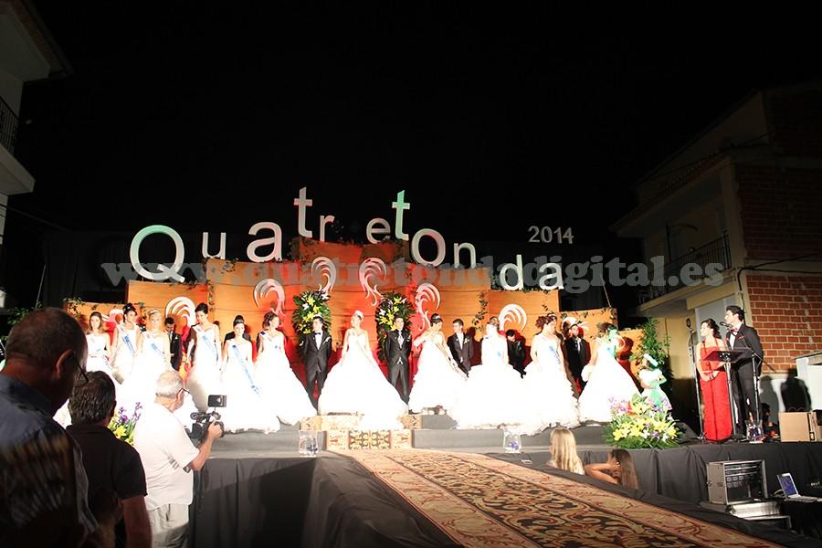 PRESENTACIÓ FESTERES I FESTERS QUATRETONDA 2014