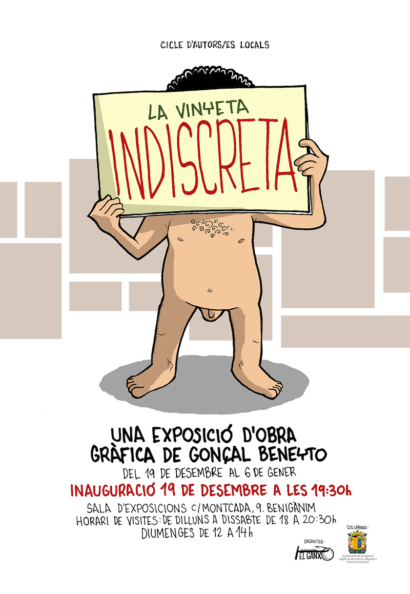 EXPOSICIÓ GRÀFICA DE GONÇAL BENEYTO