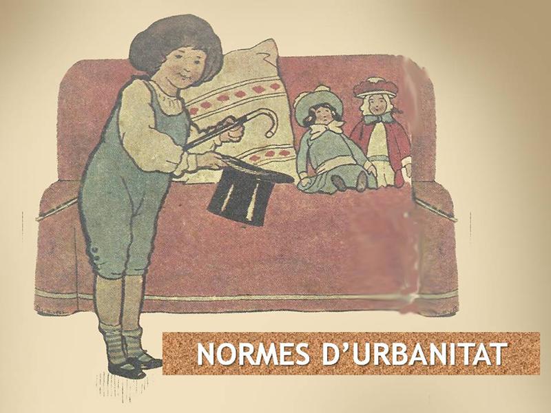 NORMES D'URBANITAT