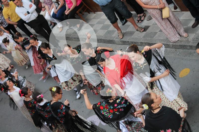 FESTA AL CARRER NOU 2015