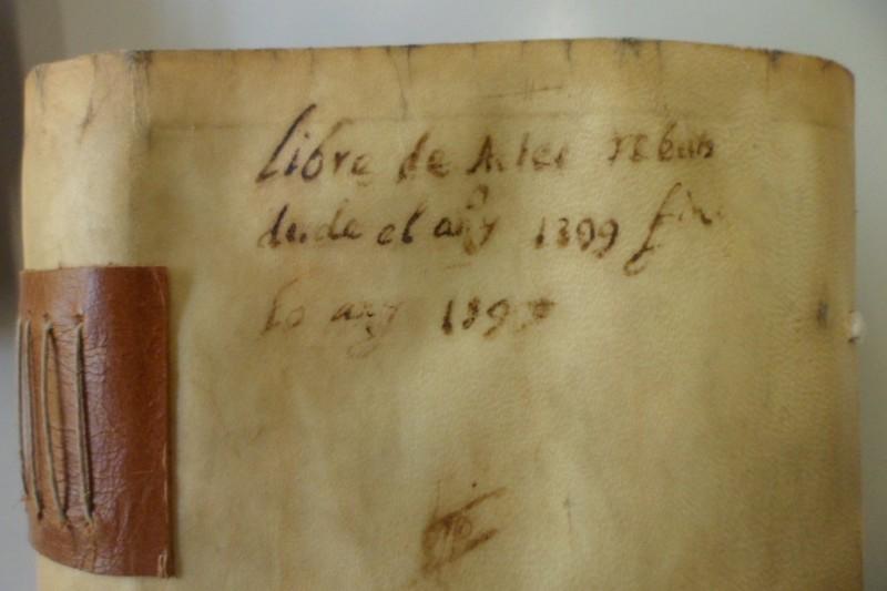 CURIOSIDADES ENCONTRADAS EN ARCHIVOS (4 DE 10) : MOSSEN BENAVENT (QUATRETONDA,1520)