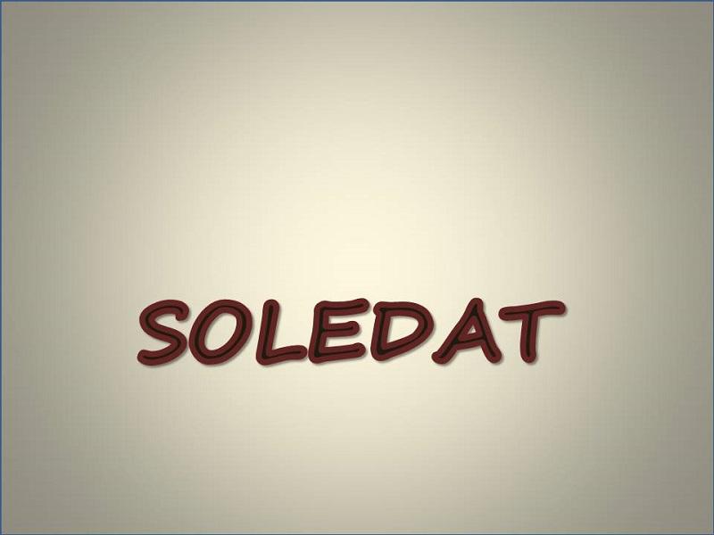 SOLEDAT
