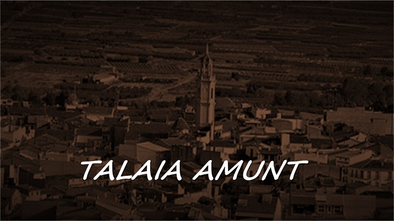 TALAIA AMUNT