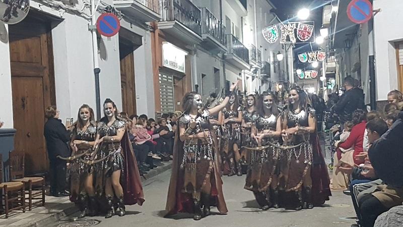 GRAN ENTRADA DE MOROS I CRISTIANS