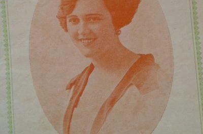 ARTICULOS BREVES 2019 (1 de 10 : Pepita  Samper Bono, Miss España 1929)