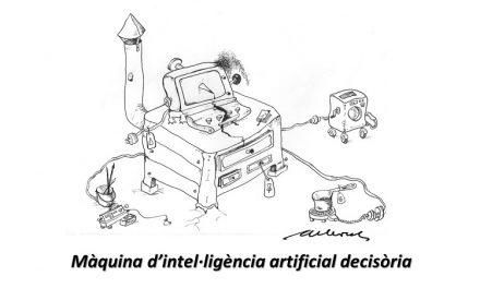 MÀQUINA D'INTEL·LIGÈNCIA ARTIFICIAL DECISÒRIA