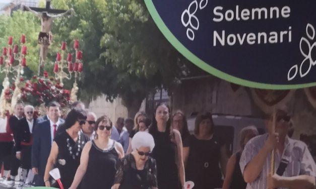 CONCLOU EL NOVENARI
