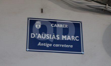 PEL CARRER D'AUSIÀS MARCH