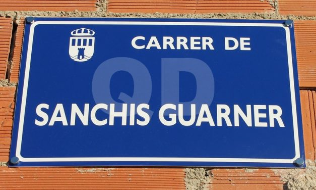 PEL CARRER SANCHIS GUARNER