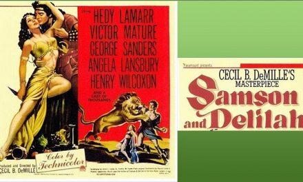 SAMSÓ I DALILA
