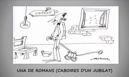 UNA DE ROMANS (CABOIRES D'UN JUBILAT)