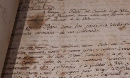 S. XVI. BULAS CLEMENTE Y PÍO V.